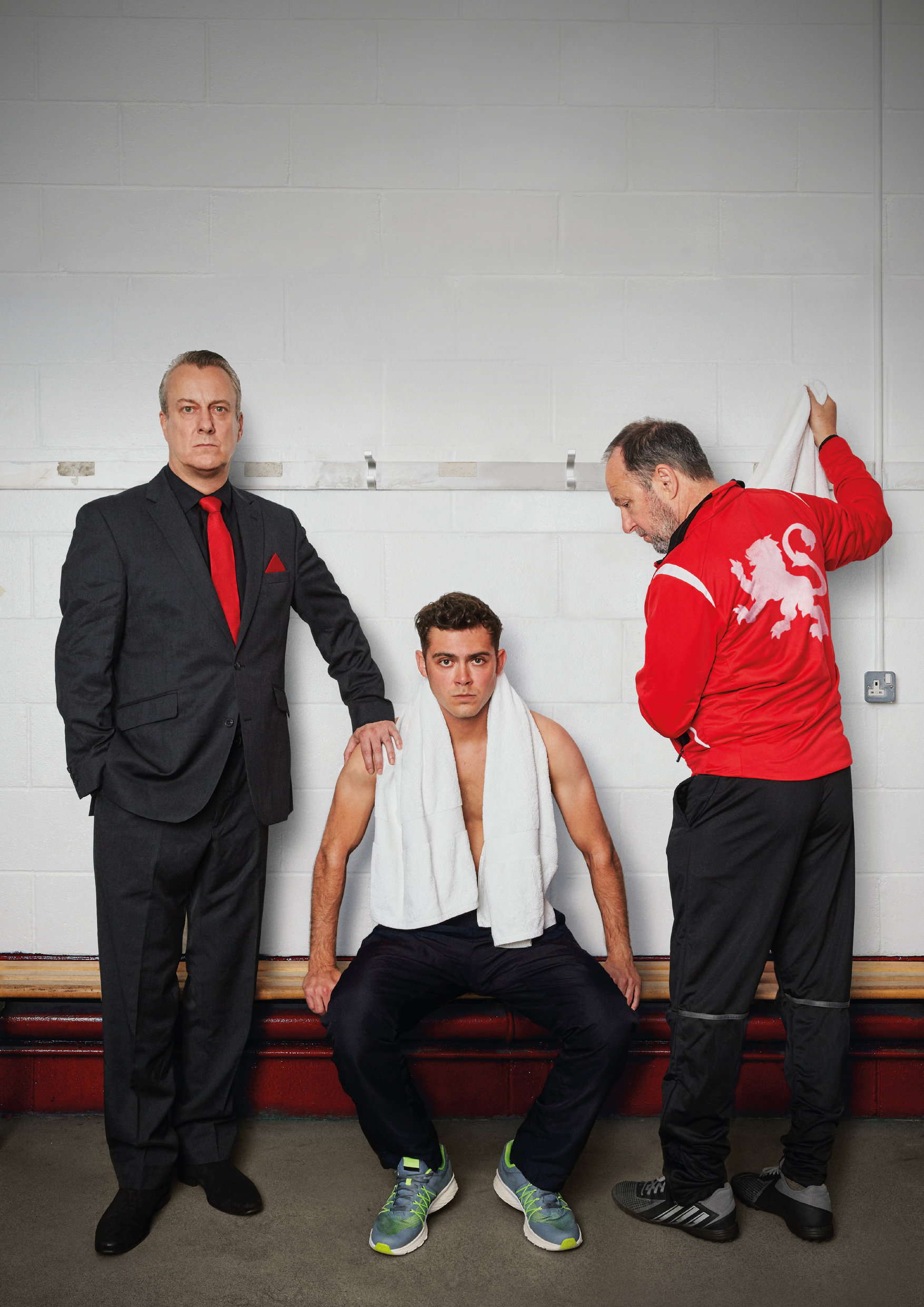 The Red Lion by Patrick Marber - Trafalgar Studios