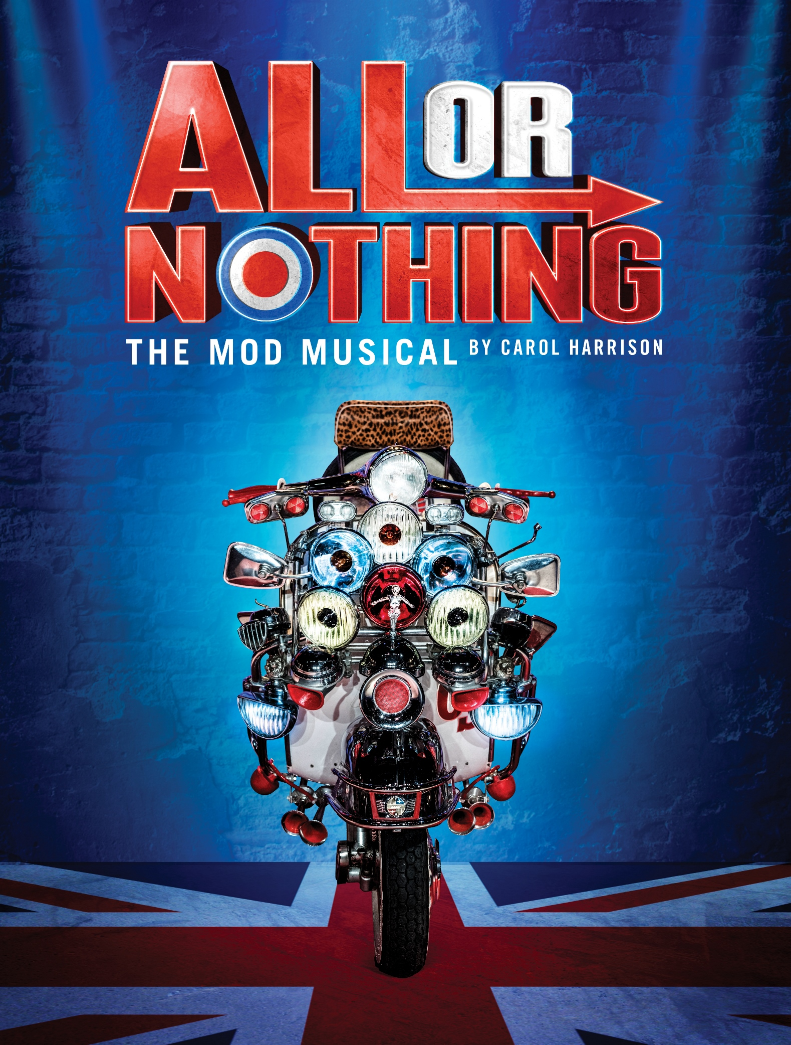 All Or Nothing Poster (no graphics)