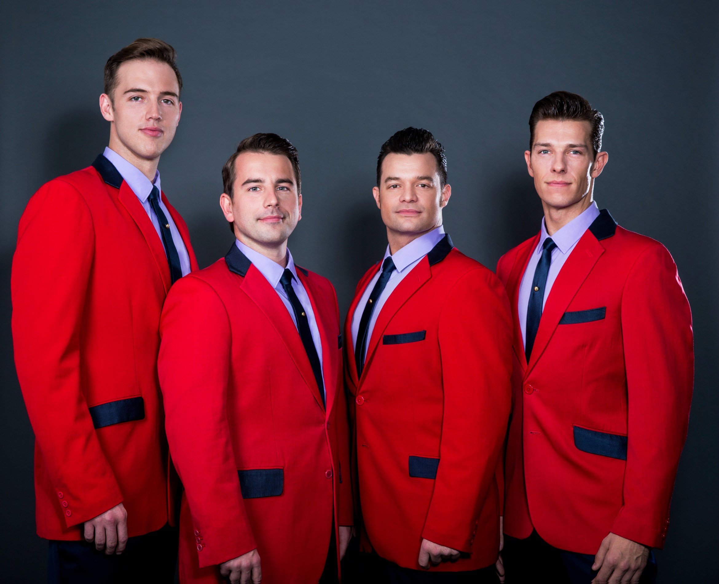 Matt The Scout Boy Credits Version 2: NEWS: Full Cast And Extra Dates Announced For Jersey Boys