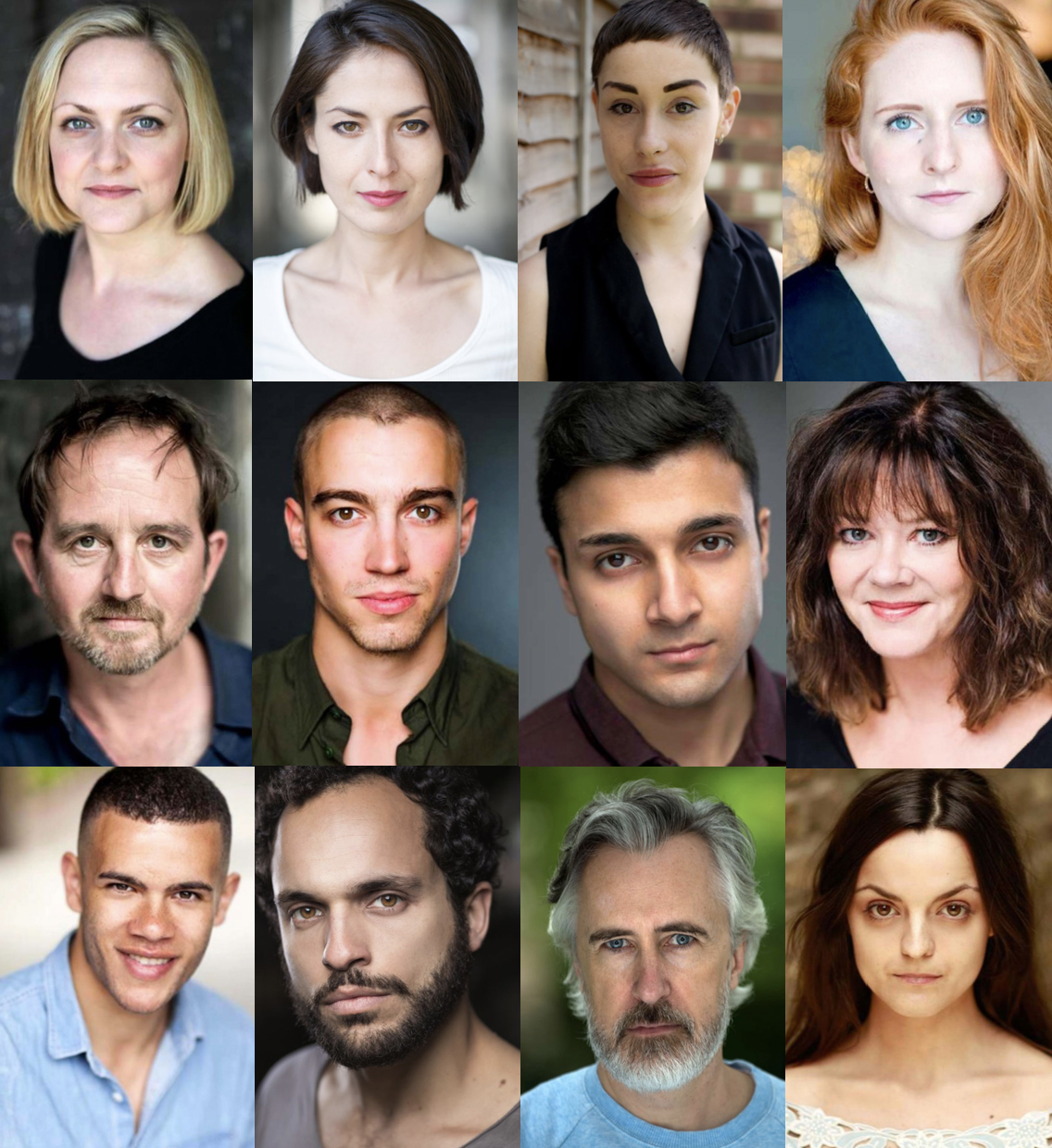 Mother Courage Final Cast2