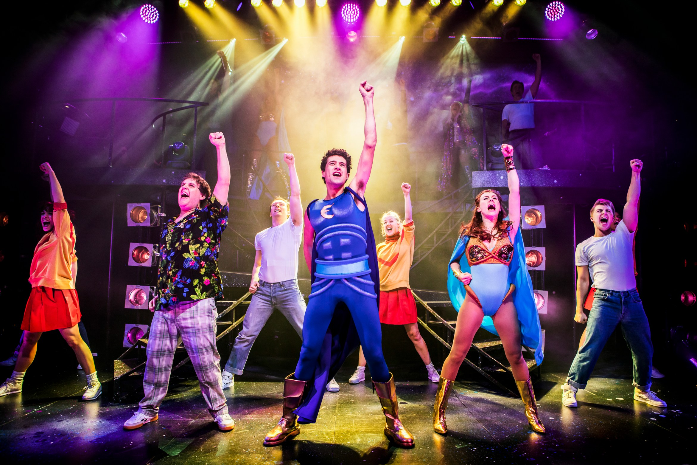 22. EUGENIUS! The Company. Photo Pamela Raith