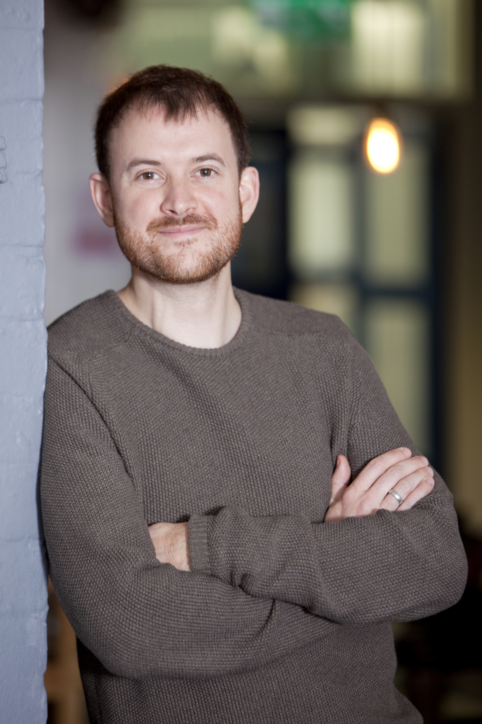 Owen Calvert-Lyons%2c Head of Theatre and Artist Development at Ovalhouse (credit Ludovic Des Cognets) 13.jpg