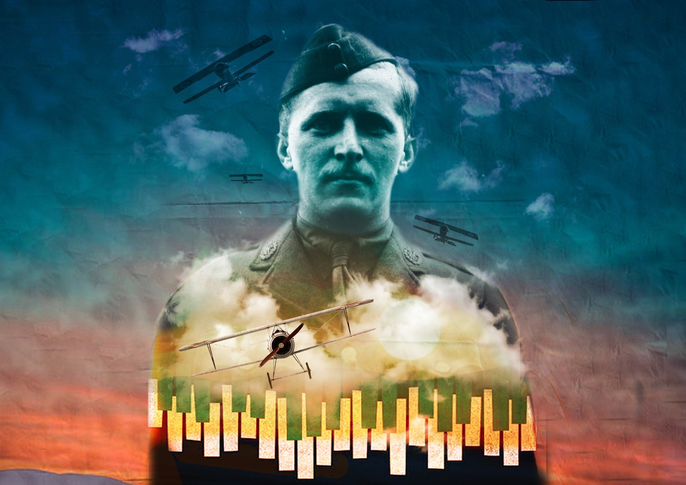 news charles aitken and oliver beamish to star in billy bishop goes