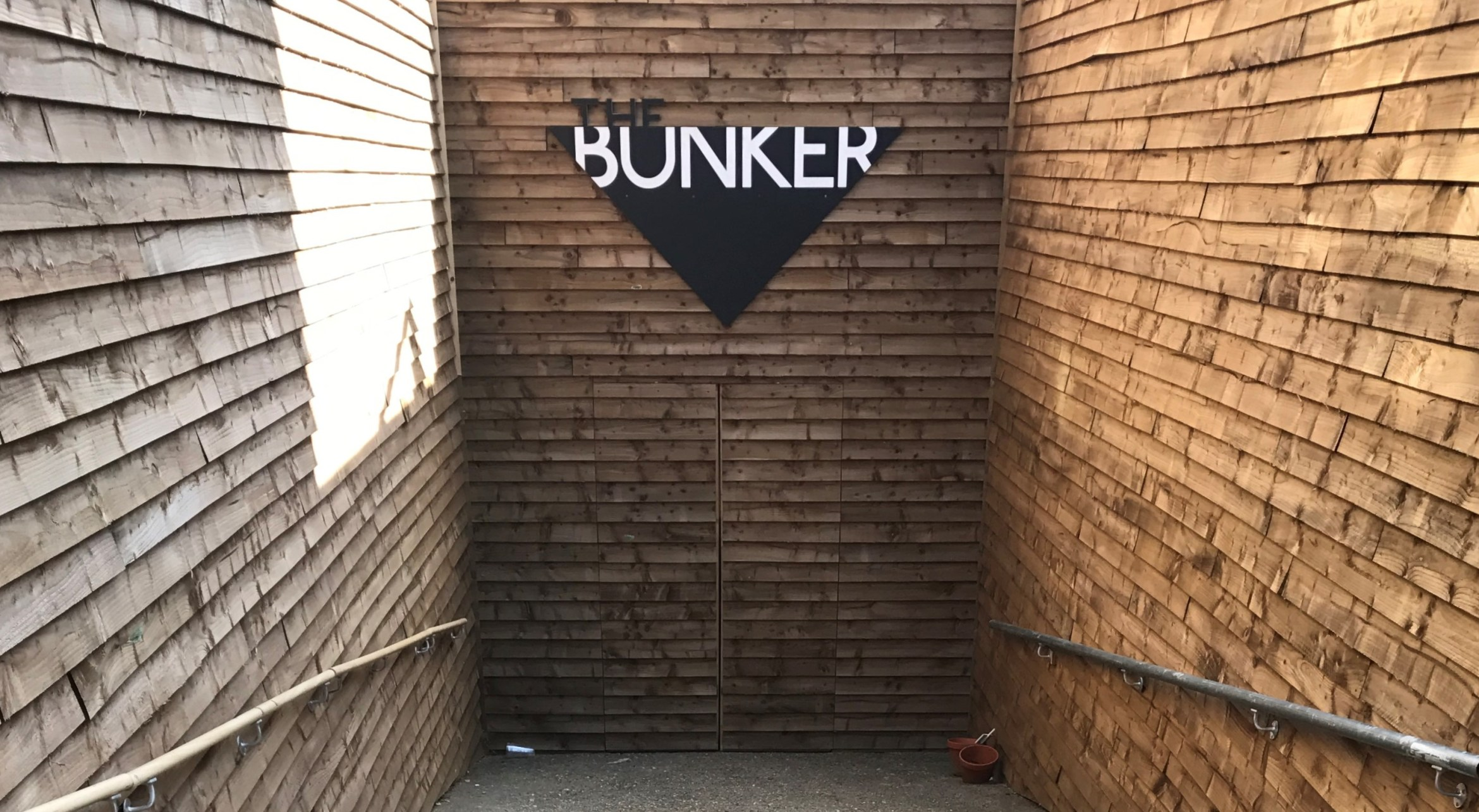 The Bunker 2017 (courtesy of The Bunker Theatre)