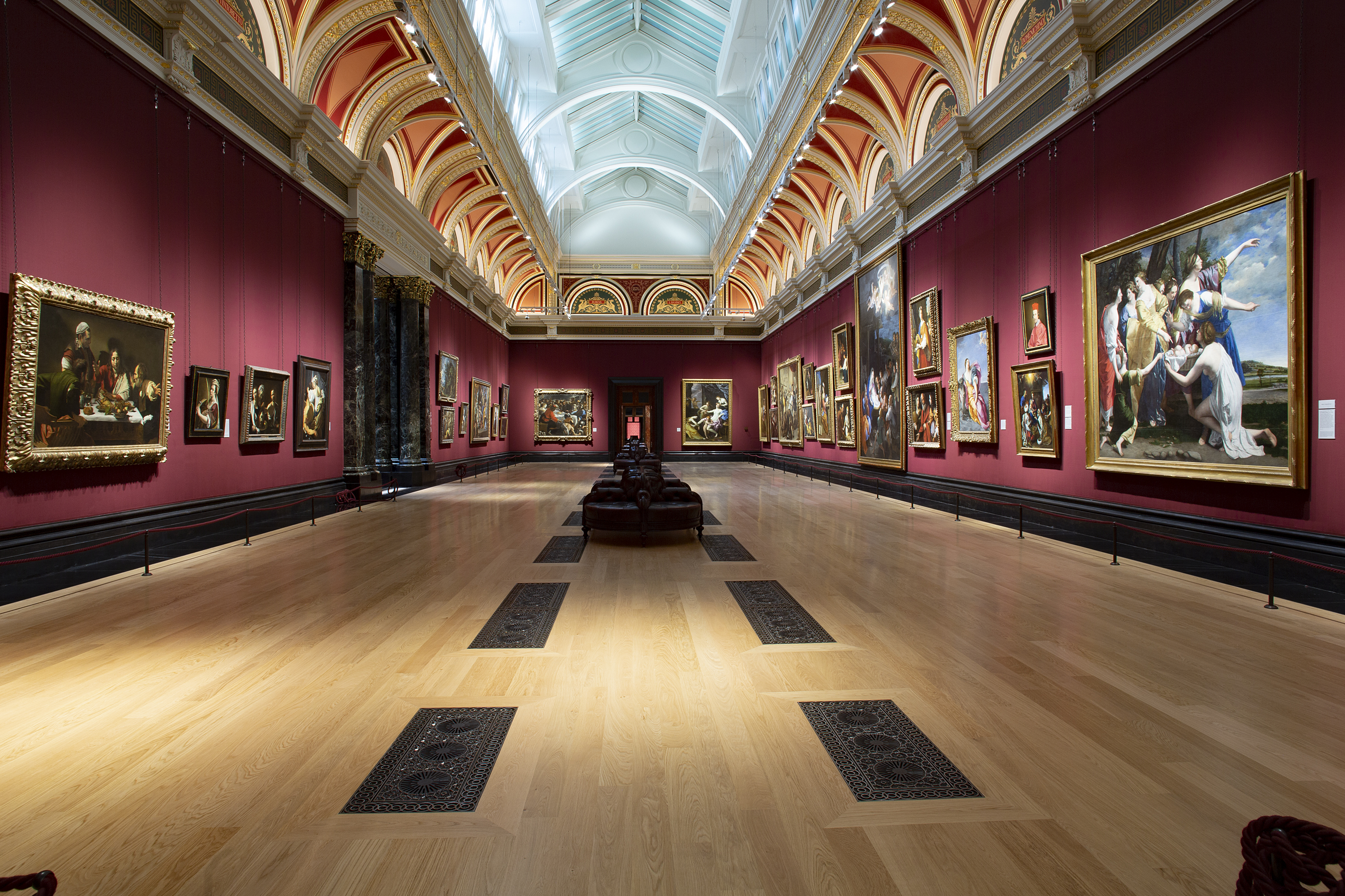 NEWS: National Gallery to Reopen Room 32 – Love London Love Culture