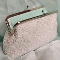 Clutch bags for wedding days
