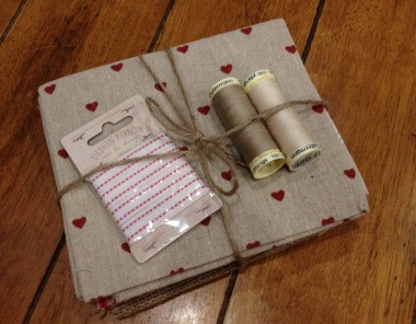 Fat Quarters Christmas pack