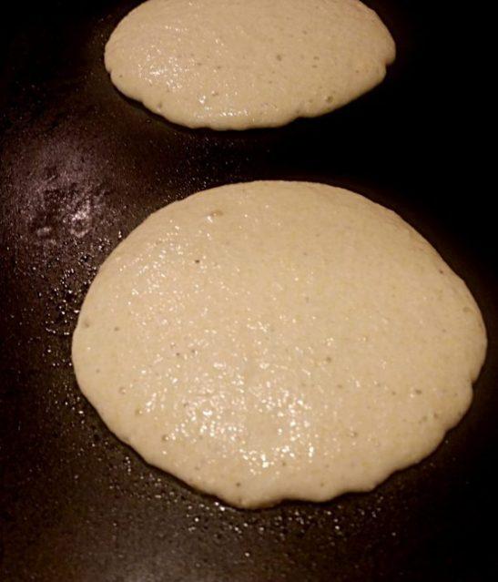 1918 Wartime Pancakes Recipe