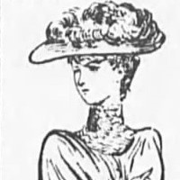Fur Fashions in 1890