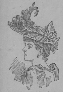 Fashionable Ladies from 1892