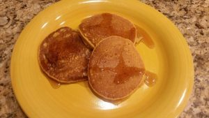 Mrs. Gausman's Pumpkin Pancake Recipe