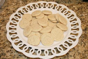 Ms. Ruth's Jumbles – Old Fashioned Sugar Cookies