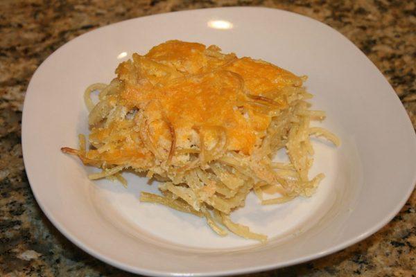 Ms. Farlow's Macaroni and Cheese Fondue