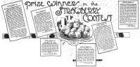 The Baltimore Sun 1911 Strawberries Recipe Contest Winners
