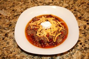 Mrs. Stallings Chili Con Carne