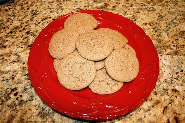 Mrs. Masters Chocolate Cookies