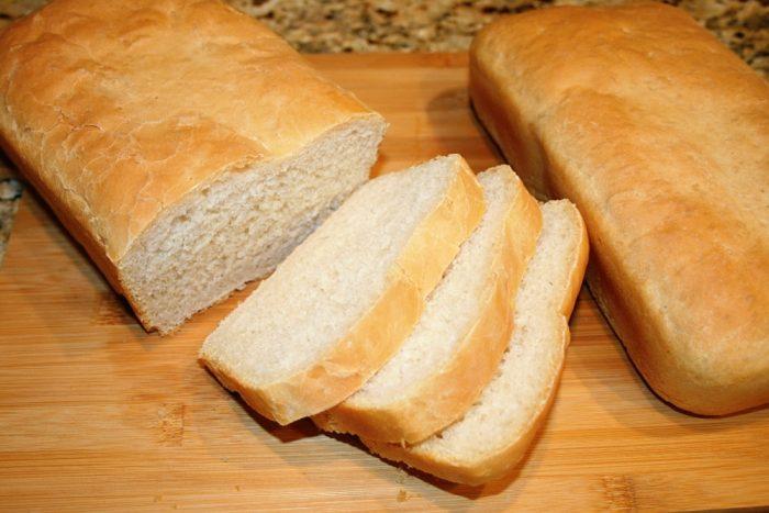 Mrs. Iden's Homemade Bread