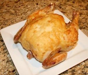 Mrs. Lefter's Roast Chicken