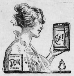 Good Coffee Recipes from 1911 are sure to give you an excellent cup of coffee