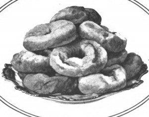 Old Fashioned Donut Recipes from 1919