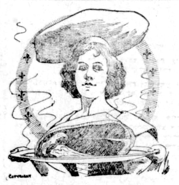 Baked Ham Recipes from 1910