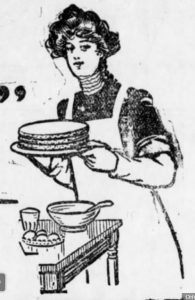 Sponge Cake Recipes from 1917