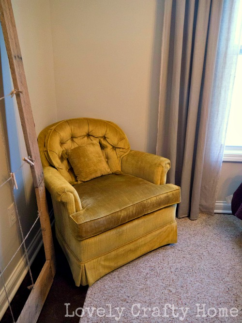 new guest room chair