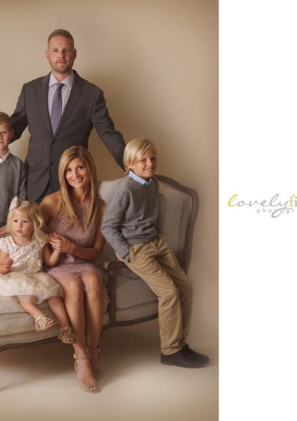 Fillebrown Family | Dallas Fine Art Family Portraits