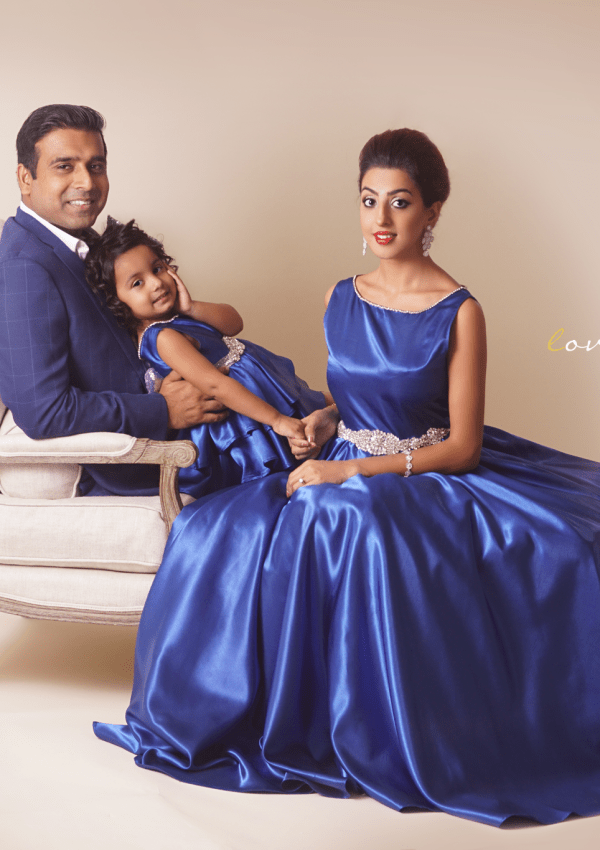 Kamal Family | Dallas Fine Art Family Portraits