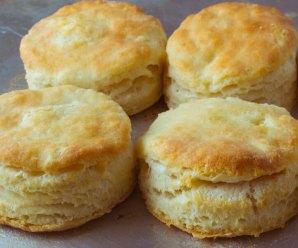Yogurt or Buttermilk Biscuits