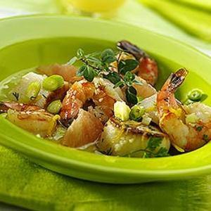 Ruby Martini Seafood Salad Recipe