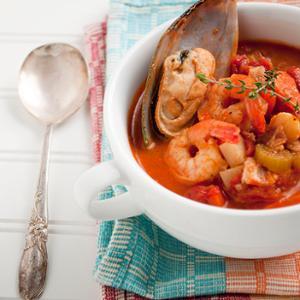 Spicy Seafood Chowder