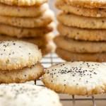 Poppy Seed Orange Cookies