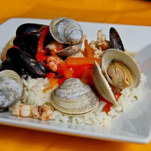 Seafood Medley