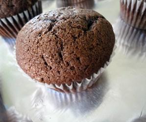 Moist Chocolate Cupcakes
