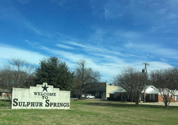 Sulphur Springs, Texas