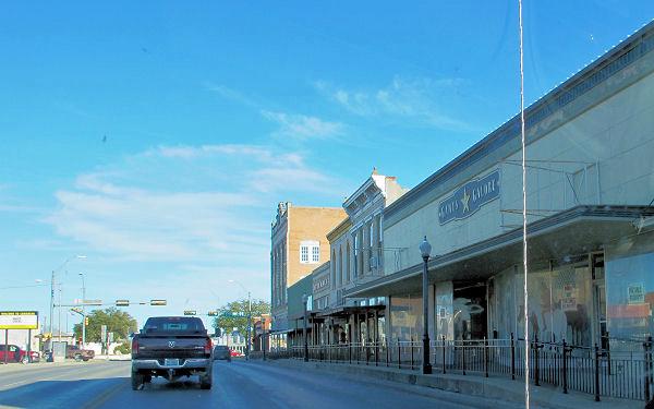 Comanche, Texas