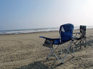Crystal Beach chair