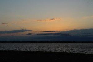 Martin dies jr state park sunset