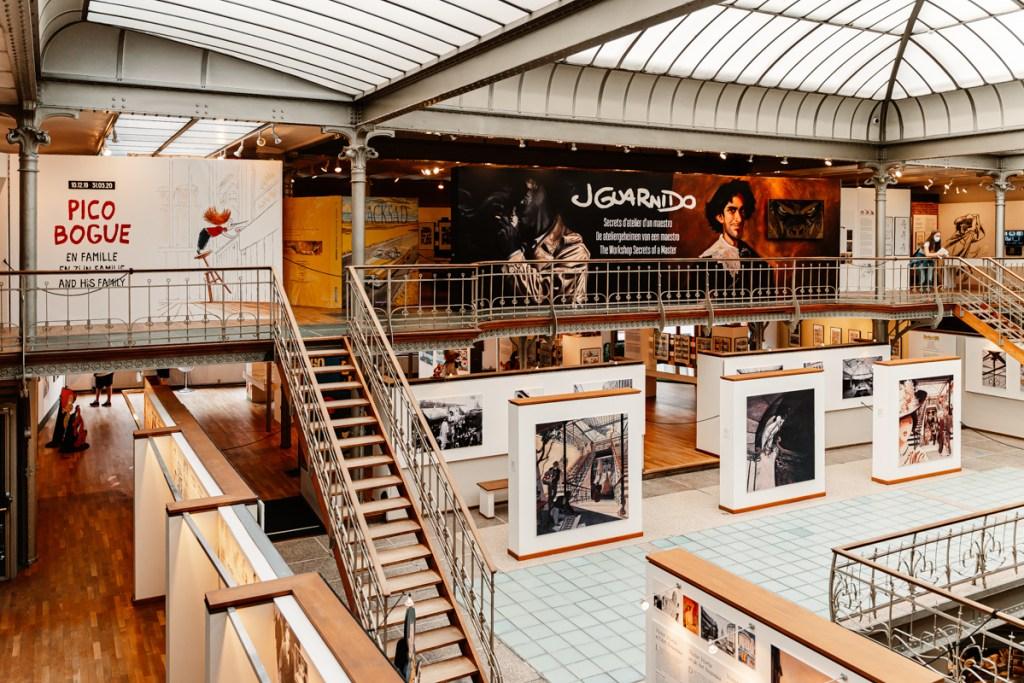 Musée de la BD - Bruxelles