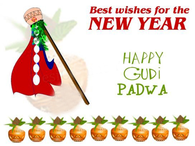 gudi padwa hindi new year 2015