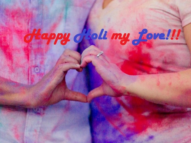 love-Indian-Holi-Powder-Engagement