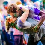 Holi Wishes for Couples Cute Holi Images for GF/BF Happy Holi love Pic couple