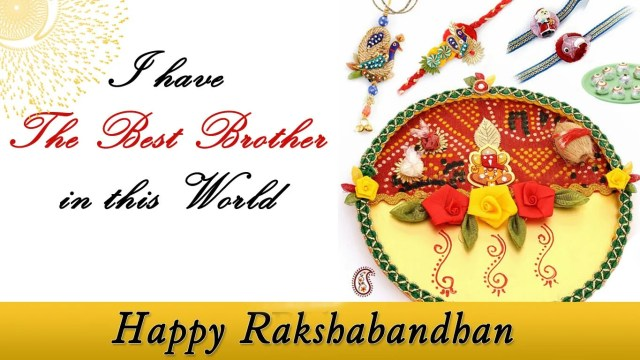 happy raksha bandhan wishes in english for sister