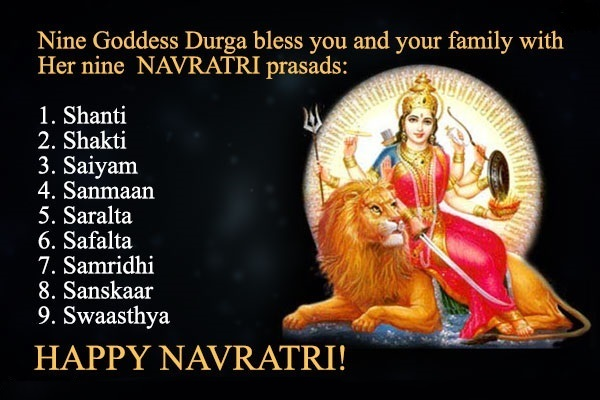 Happy Navratri 2015 images