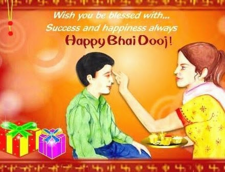bhai dooj bhau beej wallpaper greeting hindi marathi english message wishes
