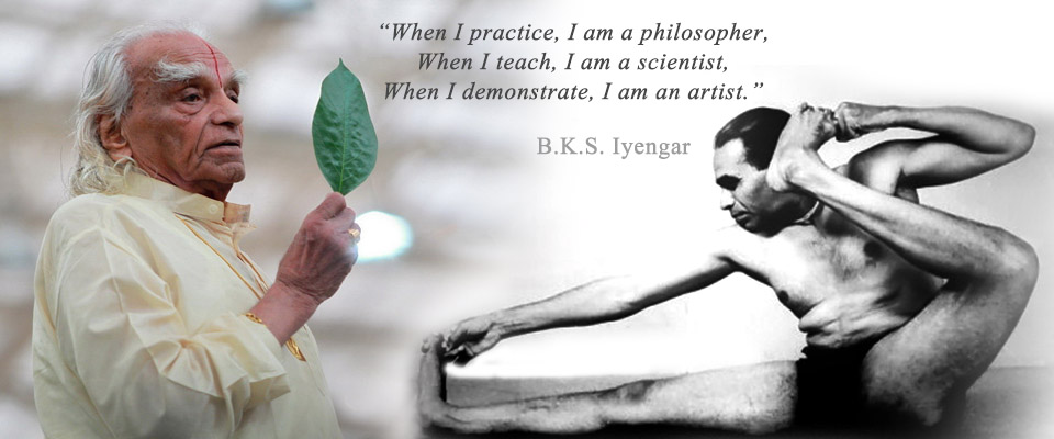 BKS Iyengar Biography Full story in Hindi Iyengar Yoga