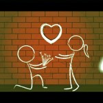 Happy Propose Day 2016 Cute Images Line HD Wallpaper of Gf/BF Propose Day