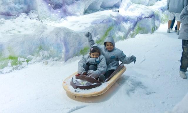 snow world hyderabad entry tickets