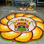 Onam Pookkalam Easy Designs Beautiful Easy Pookalam Images for Onam